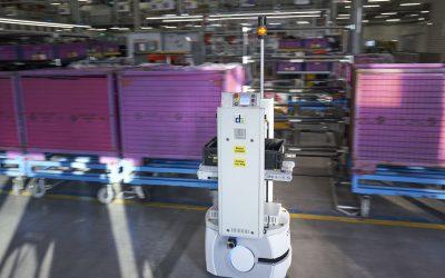 Robotics revolutionize machines