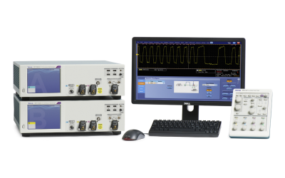 New oscilloscopes