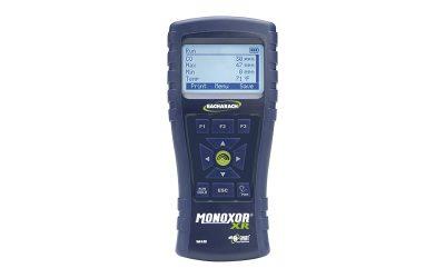 CO exhaust gas analyzer