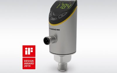 Pressure sensors with touchpads