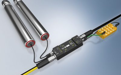 Integrated compact motor controller