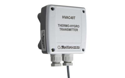 HVAC Transmitters and Hygrostats