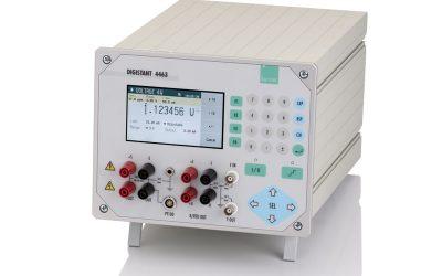 High precision calibration source