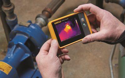 Professional grade pocket thermal imager