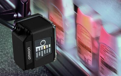 Smart cameras simplify code reading