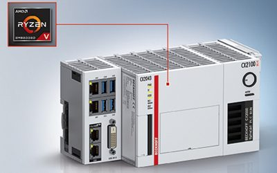 Embedded PC Series With AMD Processors