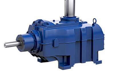 Gearboxes Enhance Performance of Wet and Dry Cooling Towers