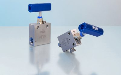 Robust Needle Valve for High-Pressure Applications