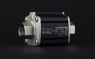 New Co-Axial Valve Offers 10 X Life Expectancy Compared to Ball Valve Actuator Combo
