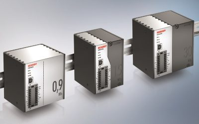 UPS Series with One Cable Technology Minimizes Installation Work