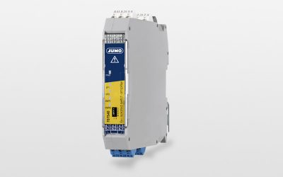 Ex-i Isolating Switch Amplifier – Two Channels and Versatile Application Possibilities