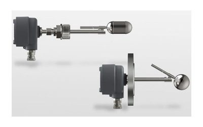 New Float Switch in Horizontal Design Combines Simple Mounting with High Reliability