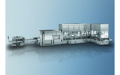 Flexible Edge Devices Expand Digitalization Options For Drug Filling Systems