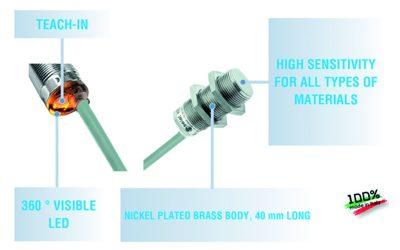 New Compact Capacitive Sensor