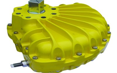 New Actuator with Enhanced Features
