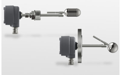 New Float Switch Combines Simple Mounting And High Reliability