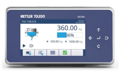 Speeding Up Automated Manufacturing With Extremely Fast Weighing Transmitter