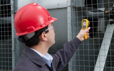 An IR Thermometer That Takes Heat, Dust, Water. And A 3-Meter Drop!