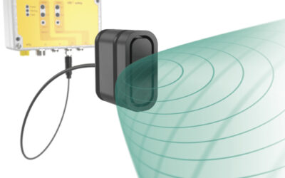 Compact Ultrasonic Sensors for Safety Applications