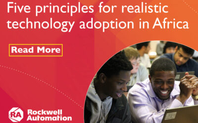 Reaching For Africa's True Potential – Five Principles For Realistic Technology Adoption In Africa