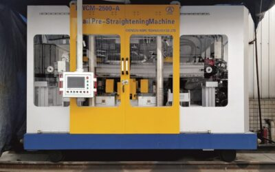 Improved Rail And Track Quality With PC-Based Control Technology