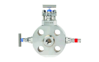 Compact Monoflange Withstands High Pressure