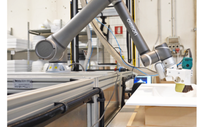 Mobile Robots Streamline The Transport Of Medical Vials In A Cleanroom Environment